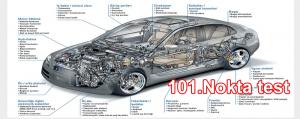 101 ve 501 Nokta Ekspertiz Fethiye Dynobil Oto Expertiz Merkezinde